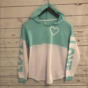 Girls hoodie by Xersion size XXL